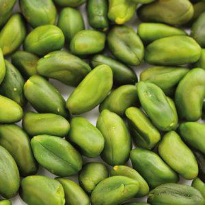 peeled pistachio